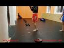 Координация, Проработка Моторики ног, Работа над быстрым передвижение в стойке и переносом веса тела. Работа на конверте
