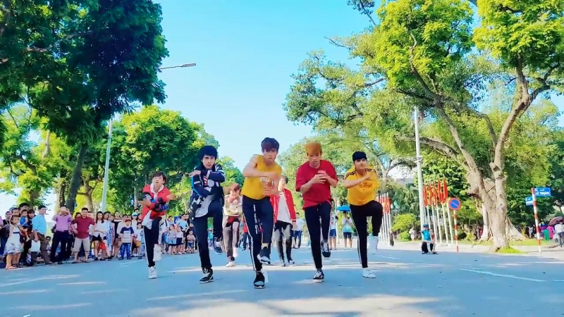 [KPOP IN PUBLIC CHALLENGE] EXO(엑소) - Power(파워) Dance Cover By B-Wild From Vietnam_HD