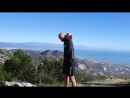 Shoulder mobility_ tea cup exercise