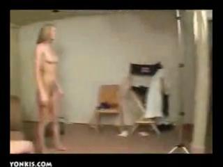 Ржачный дубль при съёмке порно! ХD
