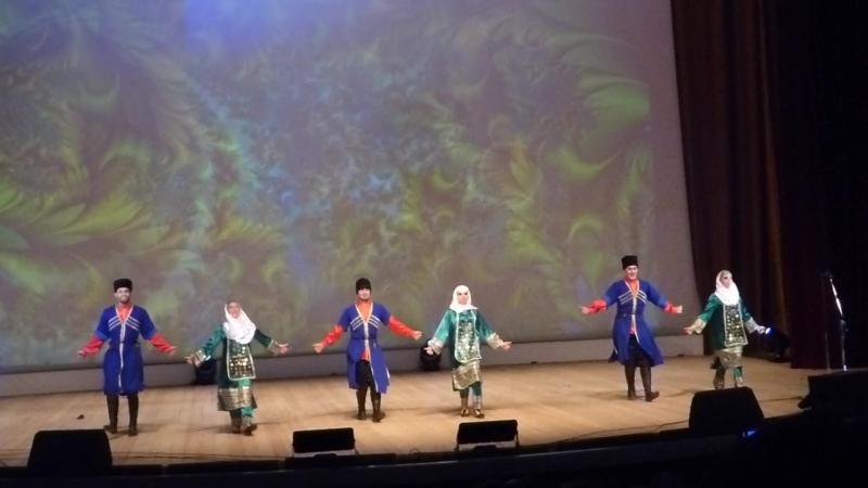 Имамат. Даргинский танец