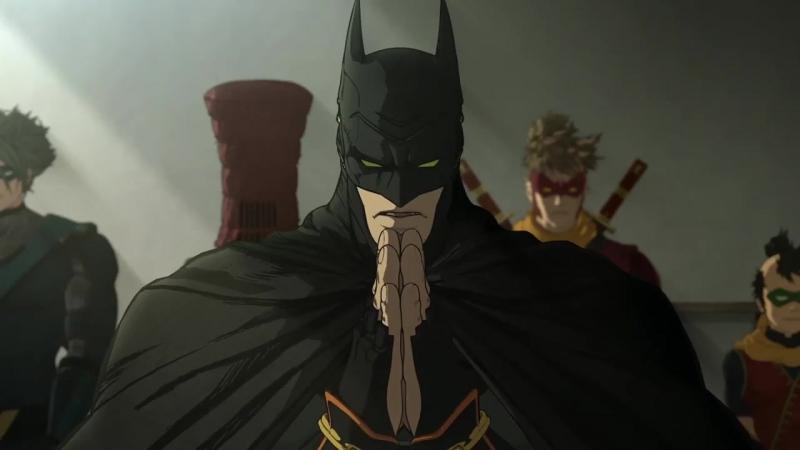 Бэтмен-ниндзя - озвученный трейлер [Bazinga] 2018