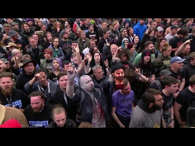 Devin Townsend Project - Failure @ Download 2017