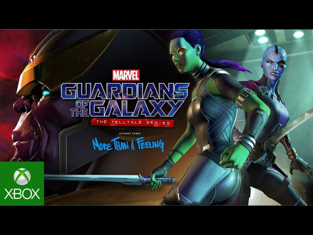 Marvel's Guardians of the Galaxy: The Telltale Series - Episode 3 - Launch Trailer