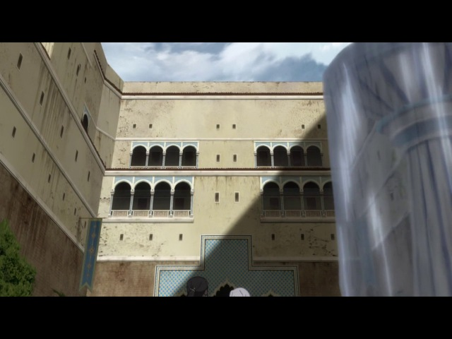 Arslan Senki | Сказание об Арслане 1 сезон 25 серия