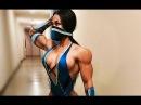 Азиатская МУСКУЛИСТАЯ Девушка - Tina Nguyen - Бодибилдинг мотивация