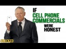 If Cell Phone Commercials Were Honest Hones Ads iPhone Android
