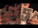 Игральные карты Bicycle Favole. ОБЗОР КОЛОДЫ.