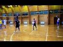 22.10.2017 Талалихино и Олимп 3 партия волейболчехов волейбол Чехов volleyball-chehov