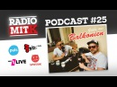 Kraftklub - Urlaub auf Balkonien - Radio mit K - Episode 25