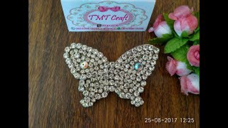 DIY || TUTORIAL BROS KUPU FULL DIAMOND