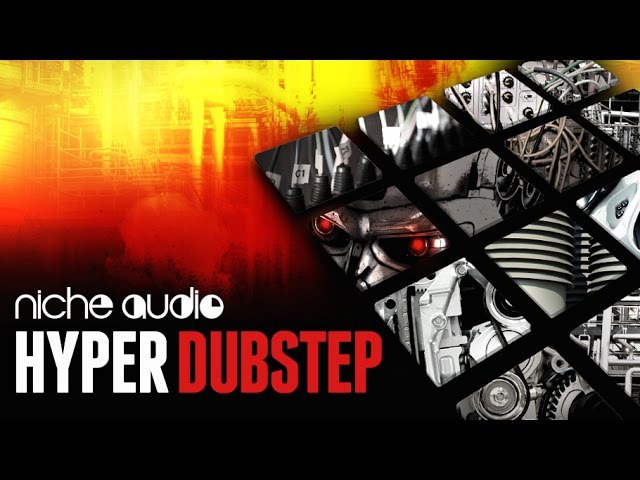 Hyper Dubstep Maschine Expansion Ableton Live Pack - From Niche Audio