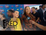Maddie Ziegler & Millie Bobby Brown Are Totally BFFs | E! Live from the Red Carpet