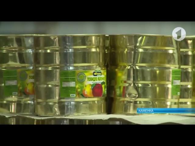 Объемы производства Каменского консервного завода растут