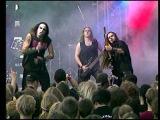 Agathodaimon - Banner Of Blasphemy (live at Wacken 1998)