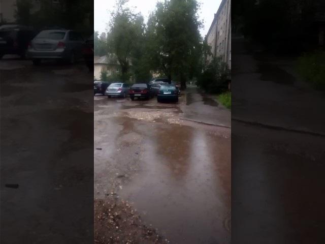 Боровичи. Маленькая Венеция на улице Новоселицкой