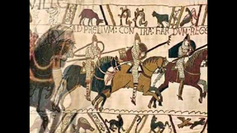 Carmina Burana 16. In terra sumus rex (CB 11) - Arazzo di Bayeux - 13