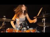 Roundabout (YES) drum cover by Sina