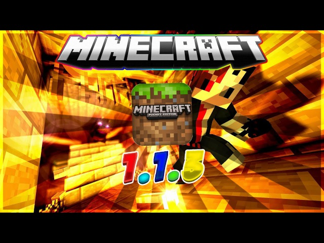 Вышла новая версия Minecraft pe 1.1.3!
