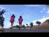 Девушки танцуют драм степ Не тронь Россию Автор и исполнитель Анатолий Кулагин