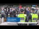 Cпецназ разогнал голодающих против репрессий после выхода фильма Хозяйка Литвы