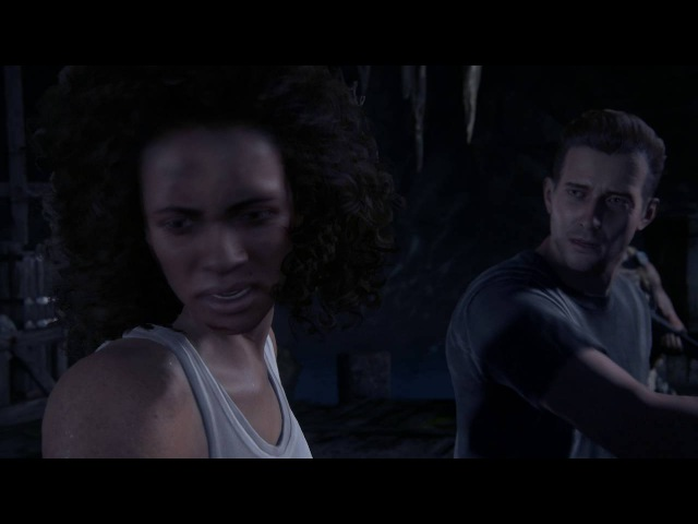 Uncharted 4: A Thief's End - Brother's Keeper: Rafe Adler Slaps Nadine Ross (Betrays Her) Cutscene