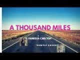 Vanessa Carlton - A Thousand Miles (Cover By ReWPLe).