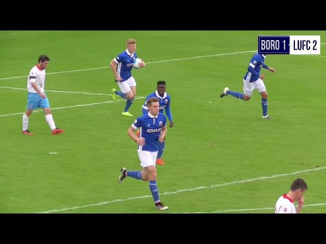 Nuneaton vs Lincoln United FA Cup 17 09 2016 raport 1080p