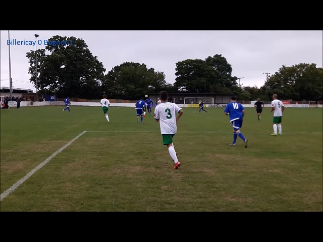 Billericay Town vs Bognor Regis Town 17 09 2016 raport 720p
