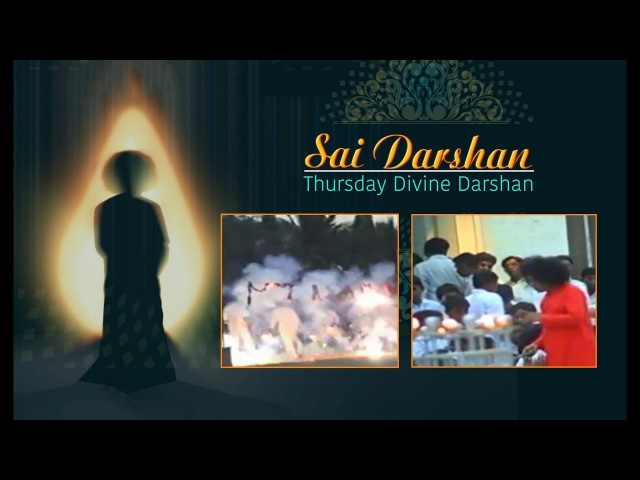 Divine Darshan of Sri Sathya Sai Baba - Part 171 | Deepavali Celebrations at Prasanthi Nilayam