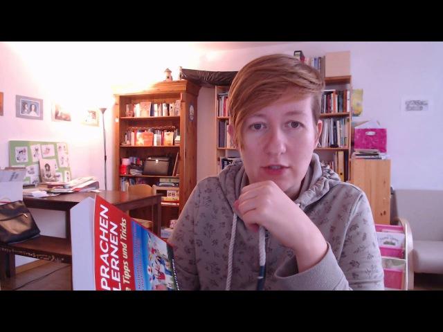 Tolles Buch mit Tipps rund ums Sprachenlernen | Marijas Rezension B1 B2 C1 C2