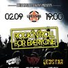 02.09 ★ ROCK'N'ROLL FOR EVERYONE ★ LIVE STARS