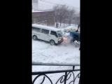 Первый Снег во Владивостоке. День Жестянщика Владивосток