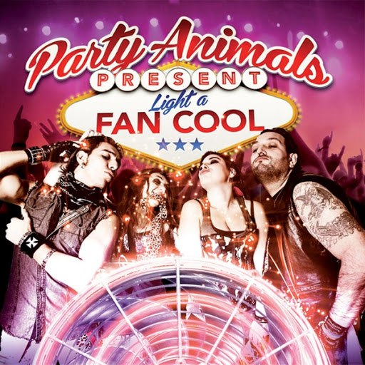 Party Animals альбом Light a Fan Cool