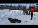 Военно-спортивная игра Орлёнок в Красноборском детском доме _ видео ИД Знамя