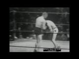Уникальный документальный фильм с редкими видеозаписями боёв — «50 лет британского бокса», рассказывающий о первой половине XX с