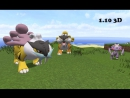 PokePack HD 3D Model and Animation Raikou