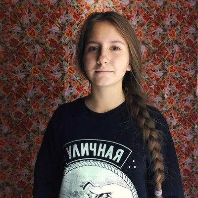 Вика Курчанина
