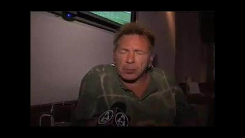 Джонни Роттен Sex Pistols про Сида Вишеса