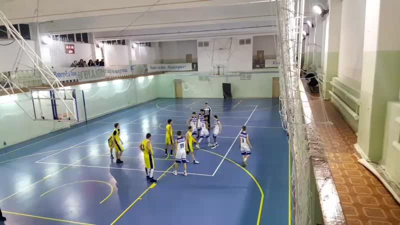 Миллениум - ДЮСШ Вахитовского отложенный матч 9 тура