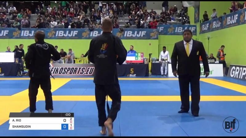 Rio - Magomedov IBJJFEURO18 bjf_нашилюди