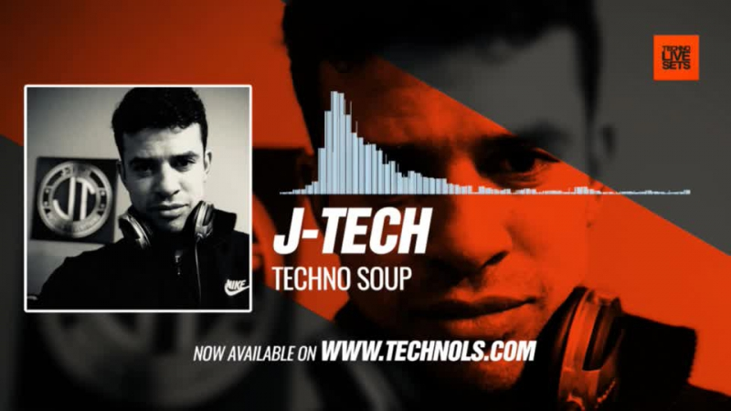 J-Tech - Techno Soup 04-01-2018 Music Periscope Techno