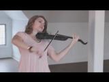 Кавер на скрипке песни Ed Sheeran - Perfect от Taylor Davis