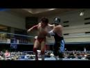 Atsushi Aoki vs. Soma Takao AJPW - Excite Series 2018 - Day 9