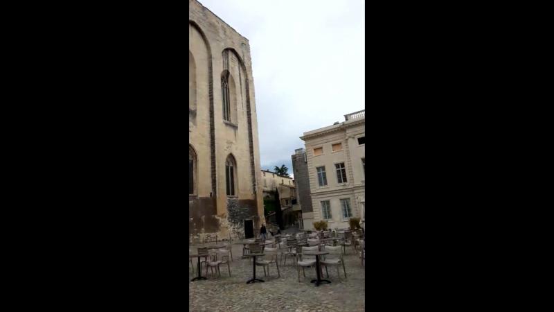 Франция, Авиньон, Папский дворец