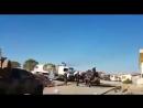 Полет Миг-29 ВВС Сирии в нескольких десятках метров над землей