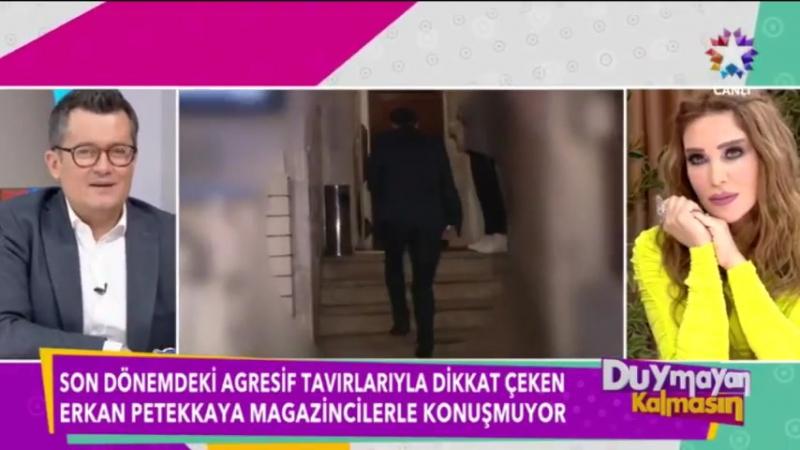 Agrasif Tavırlarıyla Dikkat Çeken Erkan Petekkaya Magazinciler ile Konuşmuyor_HIGH.mp4