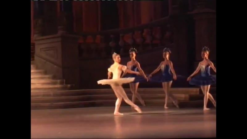 Бенуа де ла Данс-2011: Александра Ляшенко / Benois de la Danse-2011: Alexandra Liashenko