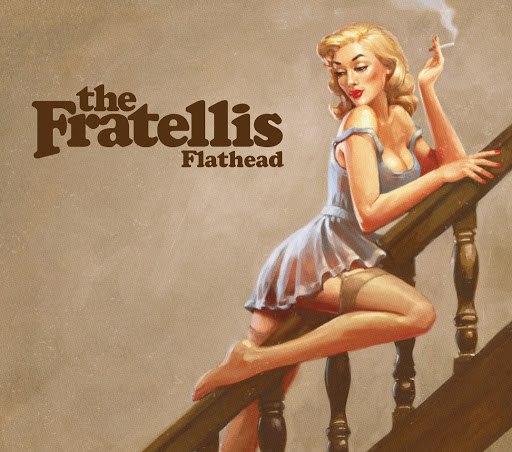 The Fratellis альбом Flathead (International Maxi)