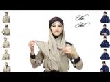 Как завязать платок хиджаб°•★☆ GOLD OF BELLYDANCE☆★•° {OFFICIAL page}💖